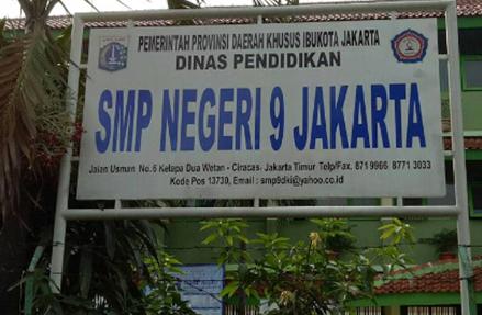 Sekolah terbaik di Jakarta