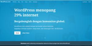 cara membuat website sederhana