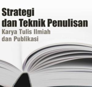 strategi karya ilmiah