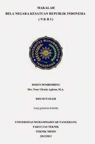 contoh cover artikel ilmiah